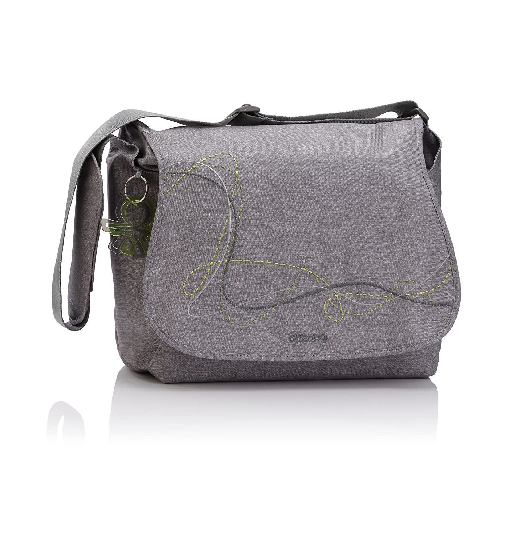 Vital Innovations okiedog Sphinx - Bolso para pañales gris gris 28255