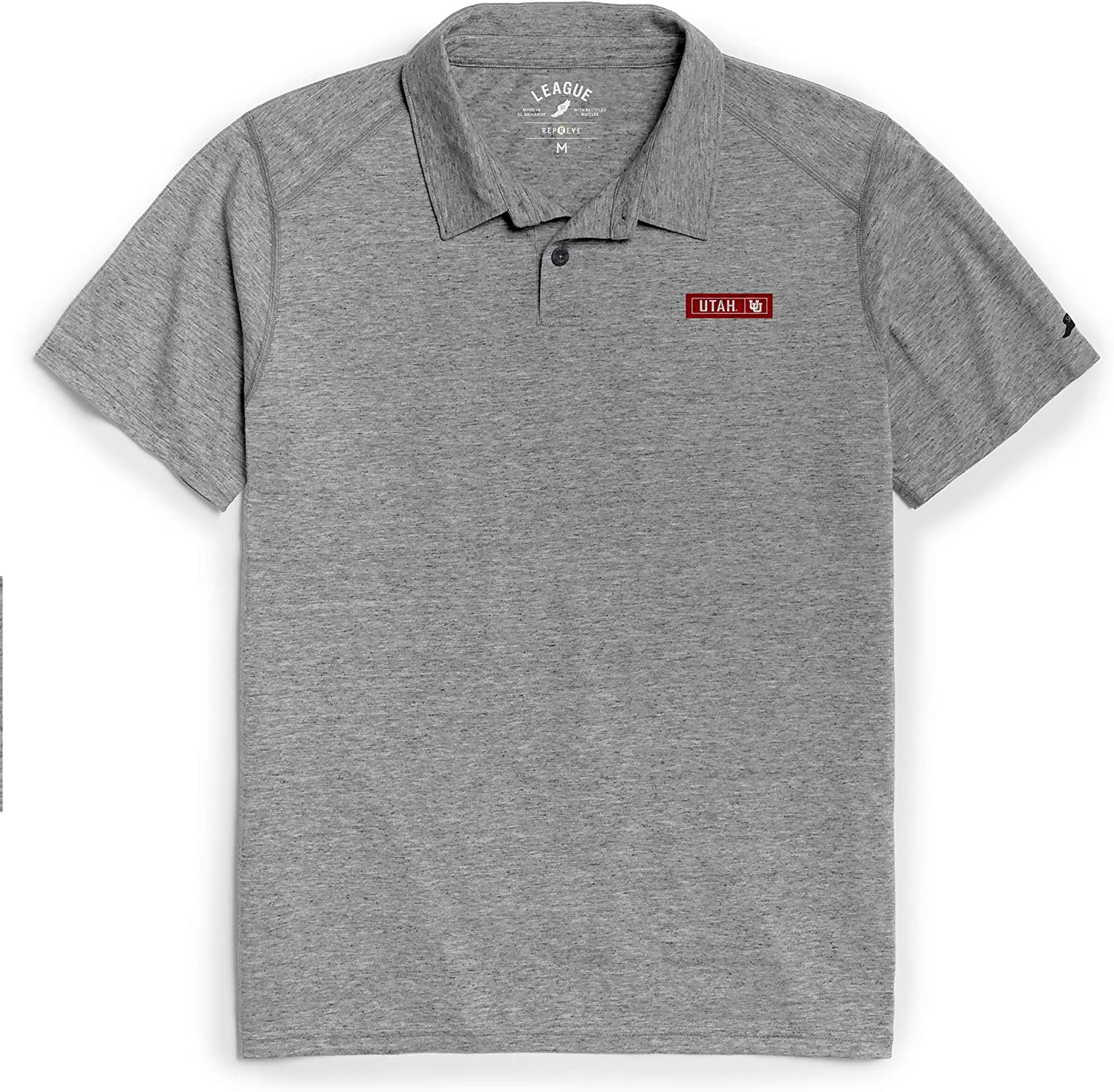 LEAGUE/&CO NCAA Mens Reclaim Polo