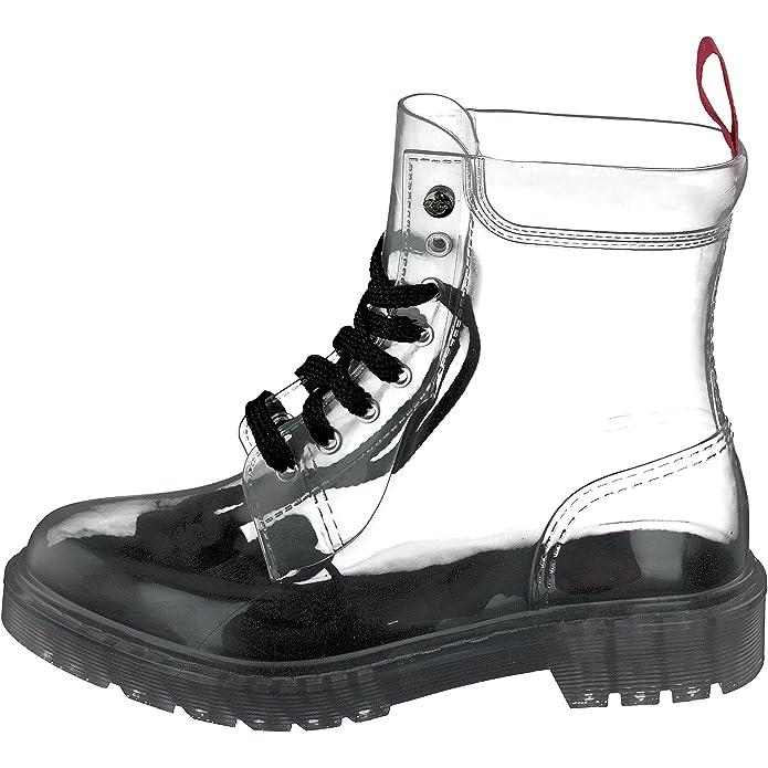 93380f257bbe5c GOSCH SHOES Gosch Damen Gummistiefel Boots Transparent  Amazon.de  Schuhe    Handtaschen