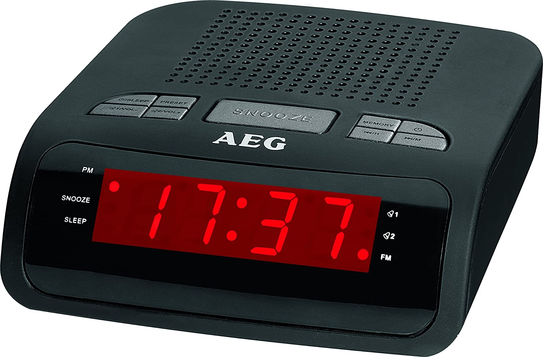 AEG MRC 4142 - Radiodespertador