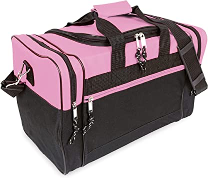 Duffle NuFazes 22 Duffel Bag Medium Large Travel Size Sports Gym Bag