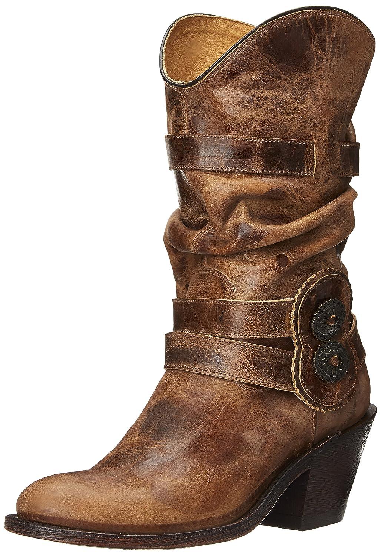 Johnny Ringo Women's Rochelle Slouch Boot B00J9AJVW0 6 B(M) US|Tan