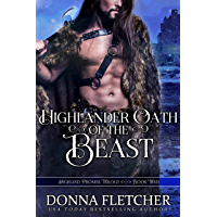 Highlander Oath Of The Beast (Highland Promise Trilogy Book 3)