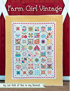 The Farmer's Wife 1930s Sampler Quilt: Inspiring Letters from Farm ... : the farmers wife quilt - Adamdwight.com