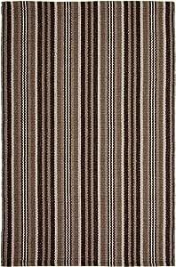 Amazon.com: Glendale Hand-Woven Washable Cotton 3x5 Rug ...