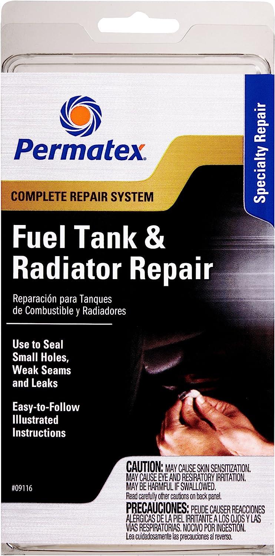 PERMATEX FUEL TANK REPAIR KIT 09101
