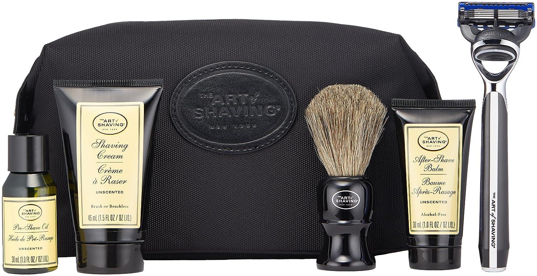 The Art of Shaving 5 Piece Travel Kit