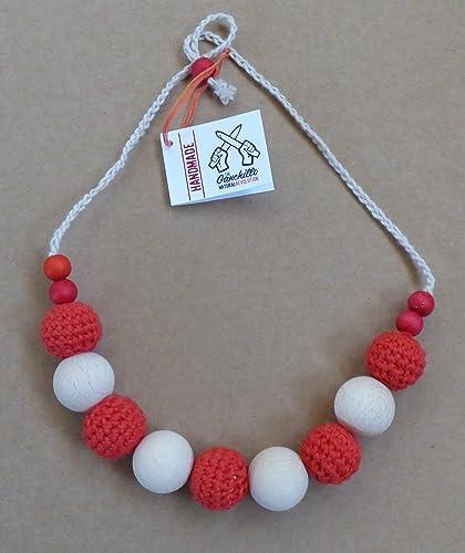 Collar de lactancia y porteo dos colores: Amazon.es: Handmade