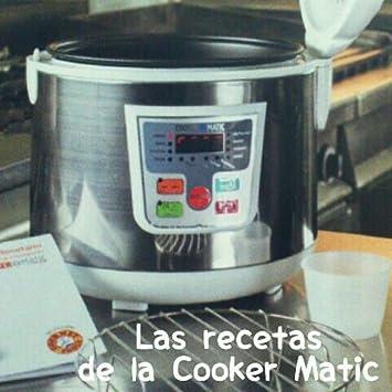 Recetas para la CookerMatic