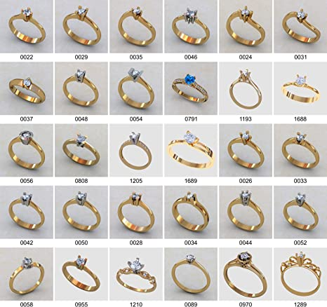 5 pairs Earring Wax patterns for lost wax casting jewelry #40964