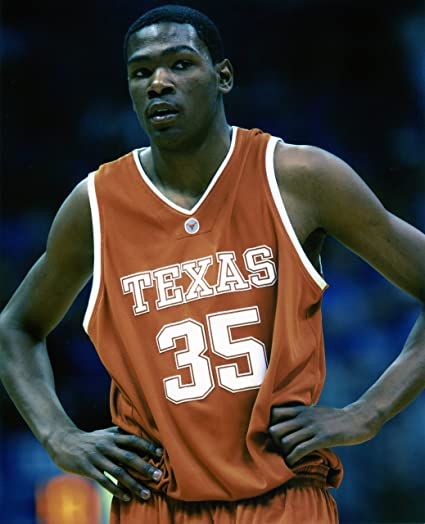 add04a353 Image Unavailable. Image not available for. Color  KEVIN DURANT TEXAS  LONGHORNS 8X10 SPORTS ACTION ...