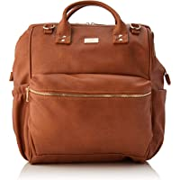 ISOKI Isoki Amber Tan Byron Backpack, Amber, 1200 Grams