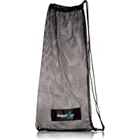 Phantom Aquatics Snorkel aletas para natación Mesh Gear Bag