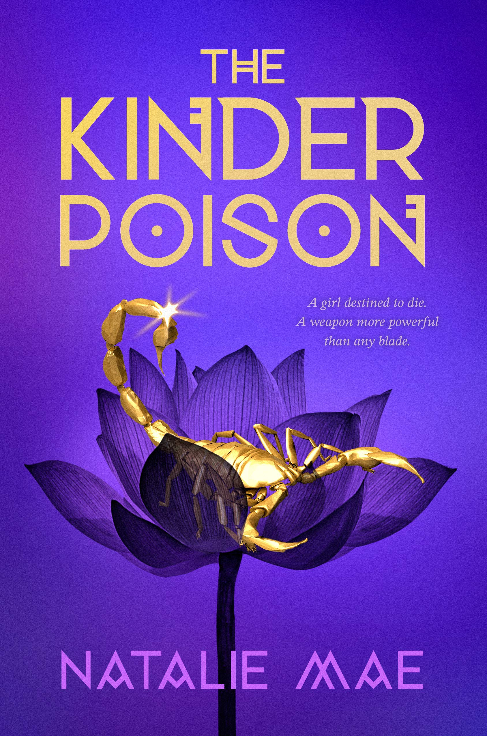 Amazon.com: The Kinder Poison (9781984835215): Mae, Natalie: Books