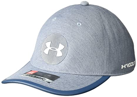 c959dc27007 Amazon.com  Under Armour Men s Elevated Jordan Spieth Tour Cap ...