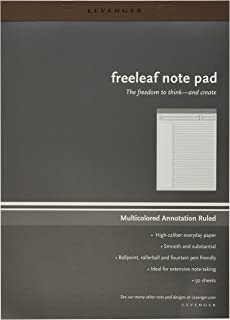 Amazon.com : Levenger Freeleaf Full Page Ruled Pads, Letter (5 ... on customer contact order forms, design order forms, medical order forms, products order forms, customer feedback form, warehouse order forms, customer complaints forms, blank order forms, shipping order forms, carbon copy order forms, construction order forms, create order forms, maintenance order forms, customer suggestion form template, downloadable order forms, restaurant order forms, customer sign in sheet, work order forms, delivery order forms, customer tracking,
