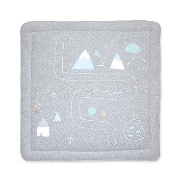 en Softy Bemini Tapis de parc collection Pixar gris clair 100x100 cm