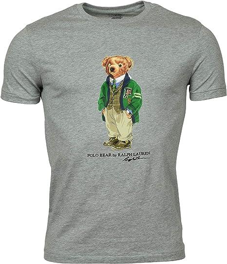 Polo Ralph Lauren - Camiseta de manga corta para hombre, diseño de ...