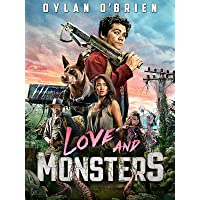 Deals on Love and Monsters Digital HD Movie Rental