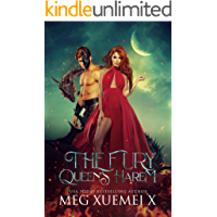 The Fury Queen's Harem: A Reverse Harem Paranormal Romance (The Cursed Dragon Queen and Her Mates Book 1)
