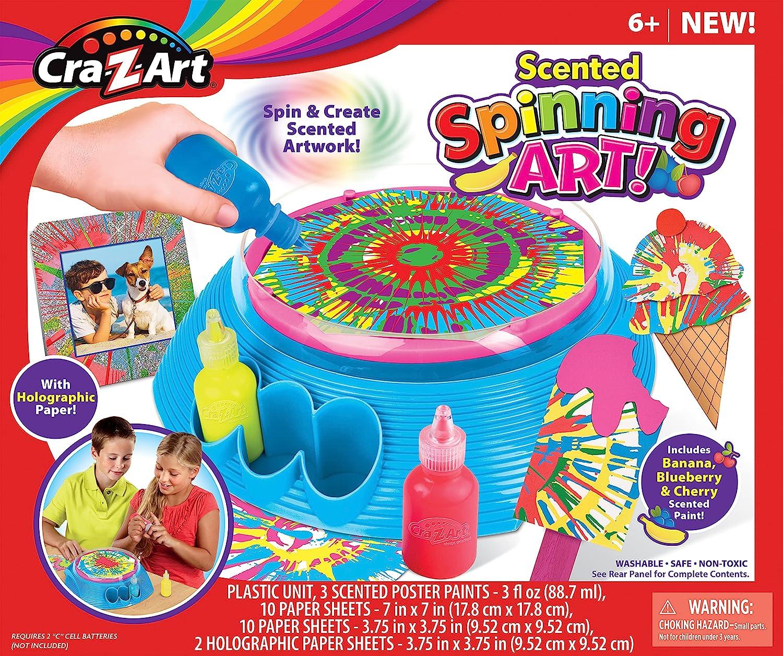Cra-Z-Art Scented Spinning Art Machine