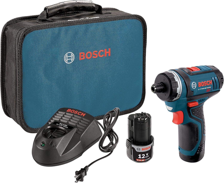 Bosch Screw Gun PS21-2A 12V Max 2-Speed Pocket Driver Kit