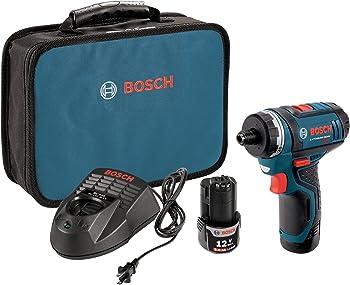 Bosch PS21-2A 12V Max 2-Speed Pocket Driver Kit