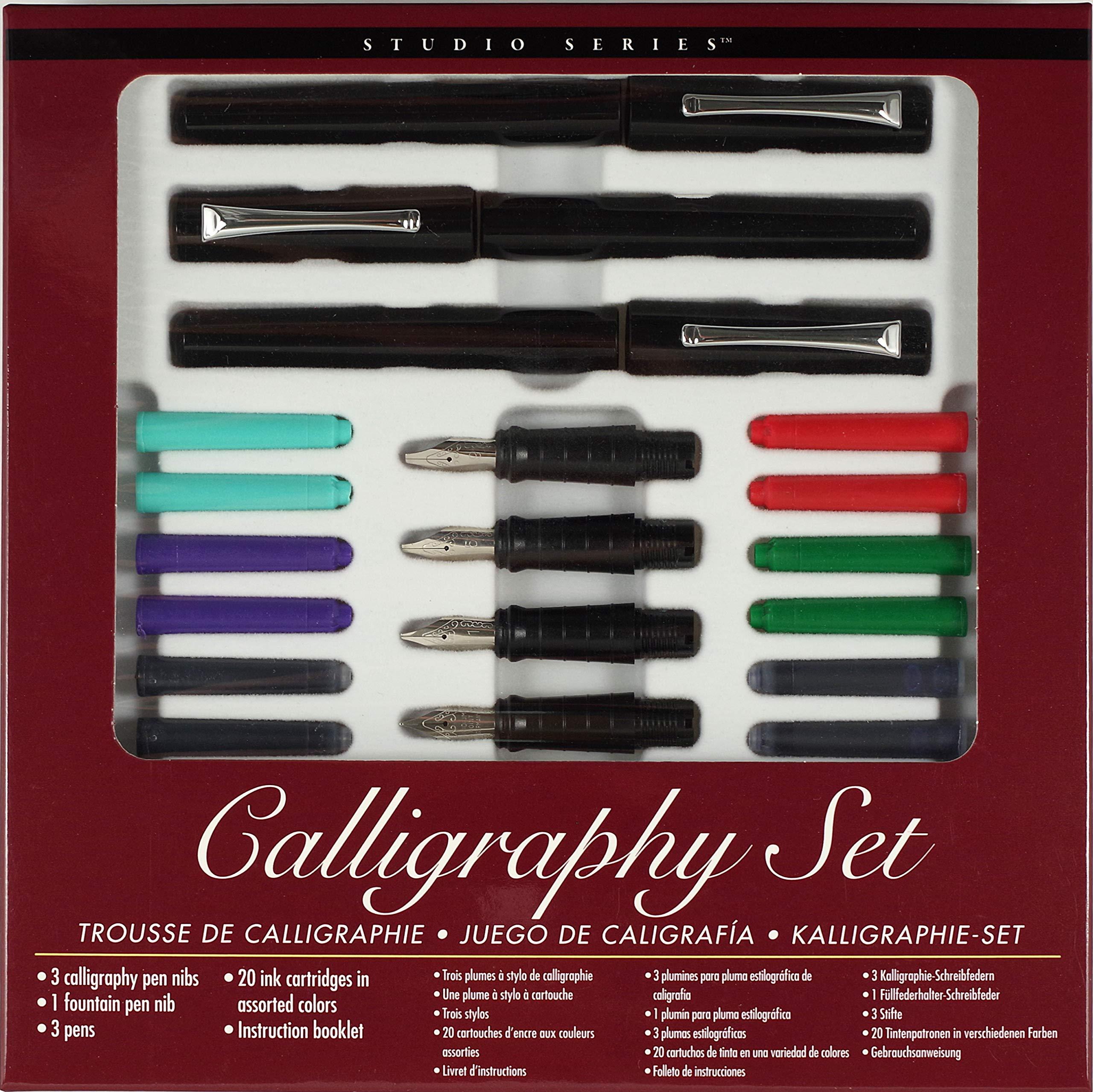 New HYDRANGEAS Designer Roller Ball Black Ink Pen Peter Pauper Press Brass PEN