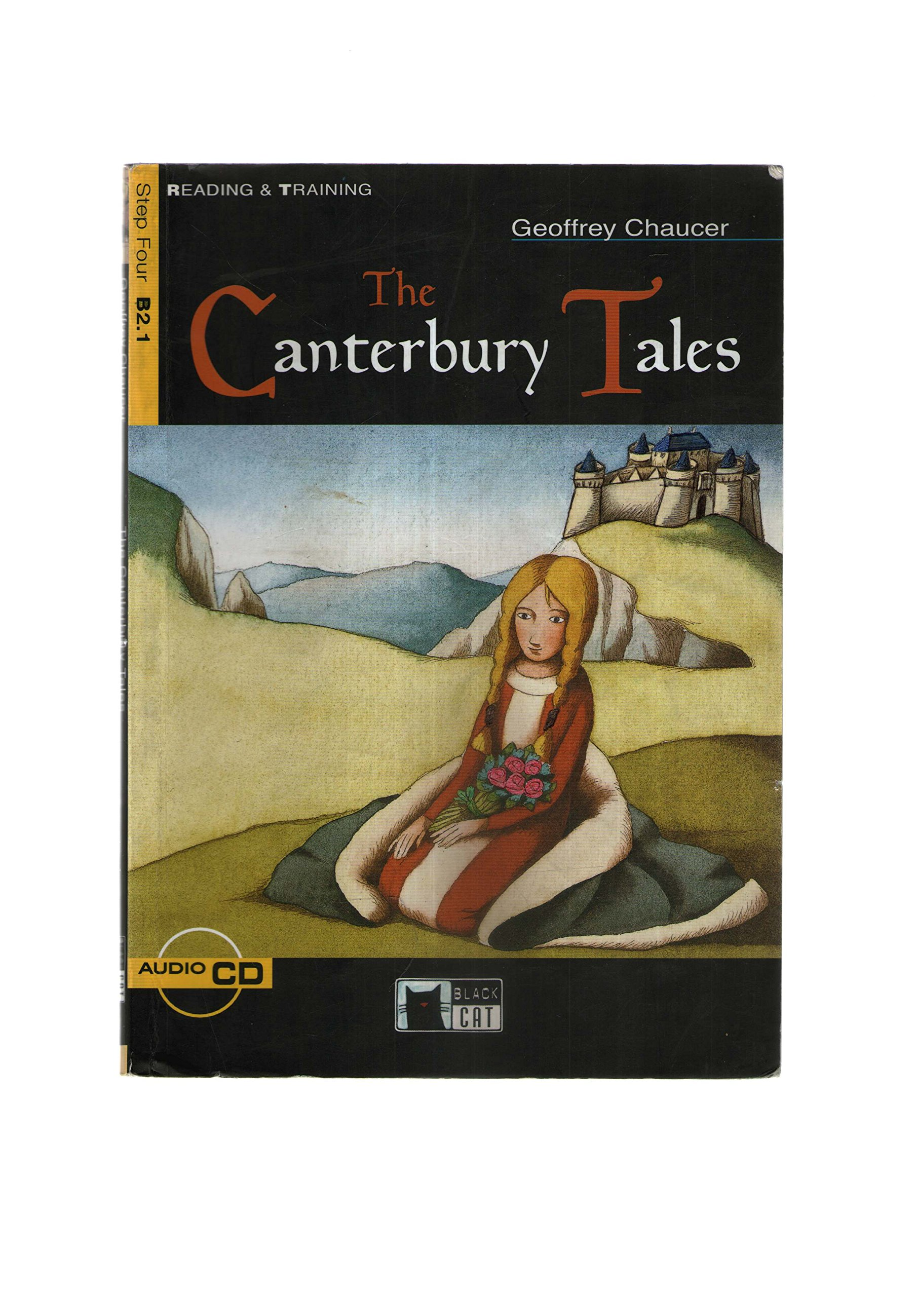 Read Online Reading + Training: The Canterbury Tales PDF