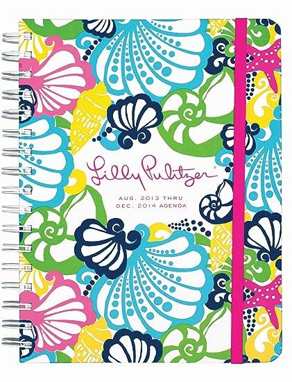Amazon.com : 2014 Lilly Pulitzer CHIQUITA BONITA Large ...
