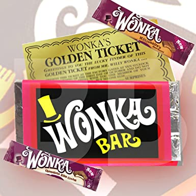 Wonka Bars Millionaires Shortbread Bar Chocolate Nice