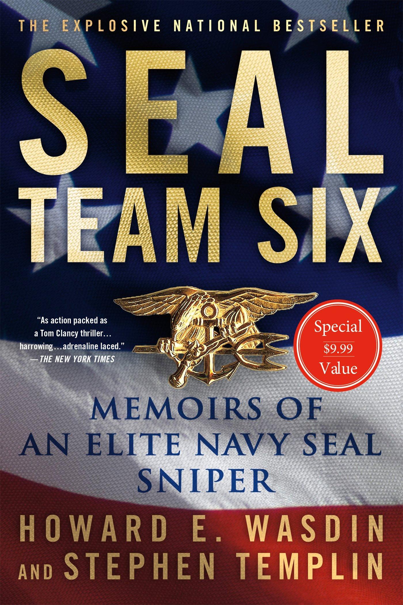 SEAL Team Six: Memoirs of an Elite Navy SEAL Sniper pdf epub