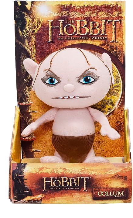 Joy Toy - Le Hobbit peluche Gollum 18 cm