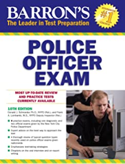 Norman Hall's Police Exam Preparation Book: Norman Hall