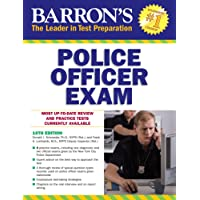 Amazon best sellers best civil service test guides barrons police officer exam 10th edition fandeluxe Choice Image