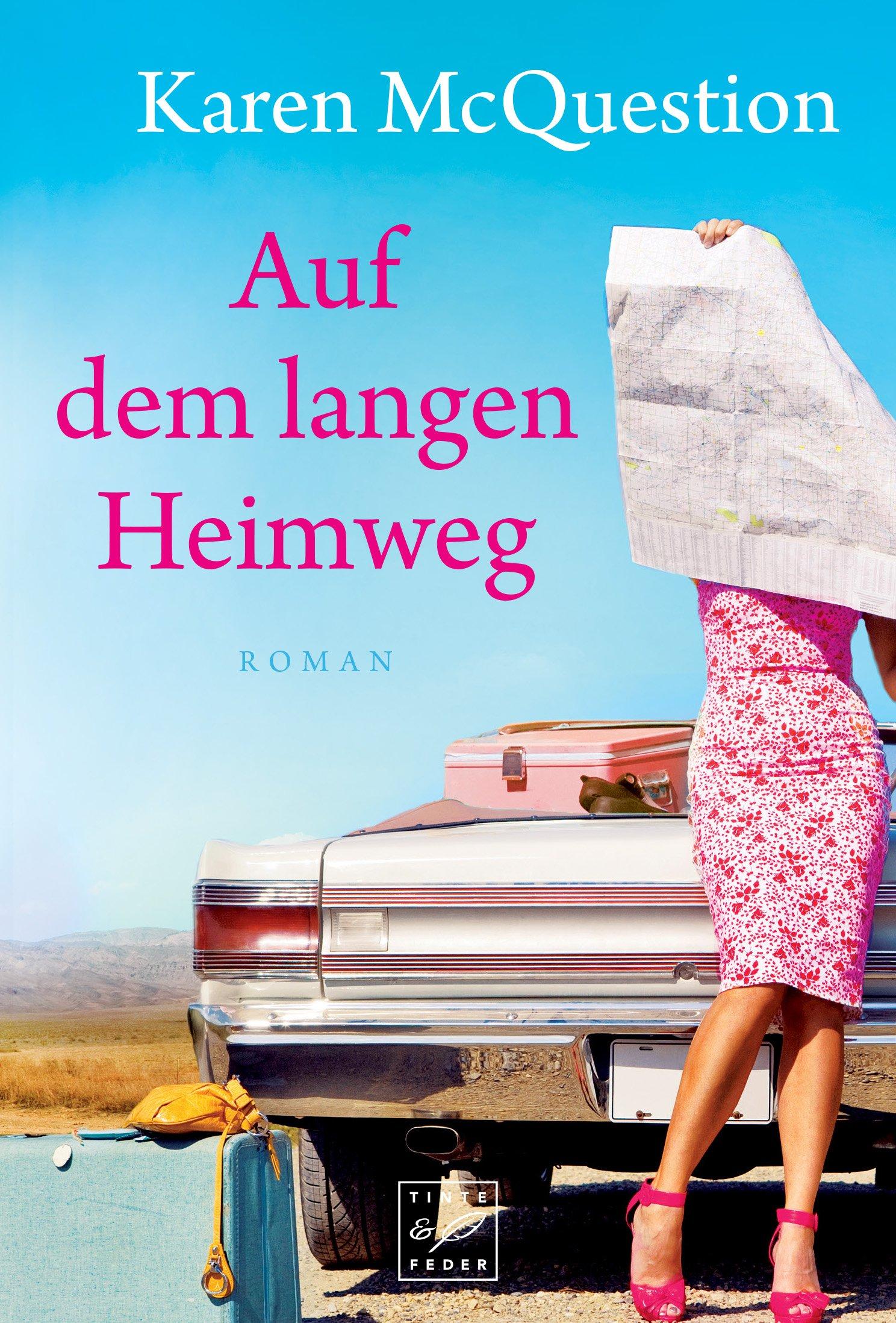 Auf Dem Langen Heimweg  Roman
