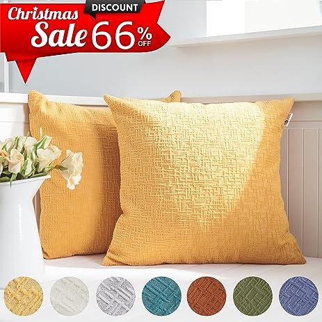 Amazon Kevin Textile Decor Soft Solid Velvet Toss Throw