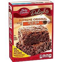 Betty Crocker Supreme Original Brownie Mix - 630 gr