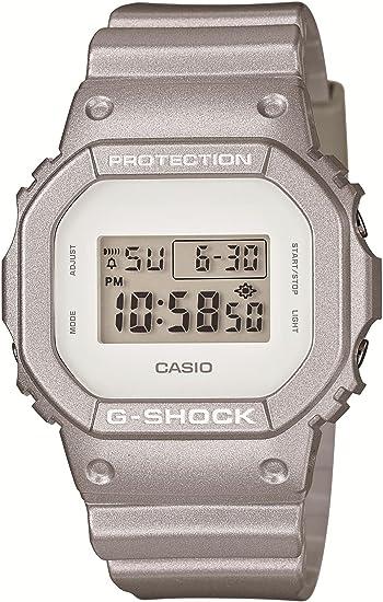 [カシオ] 腕時計 ジーショック Mat Metallic Series マットメタリックシリーズ DW-5600SG-7JF シルバー