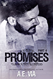 Promises Part 4 (Bounty Hunters) (English Edition)