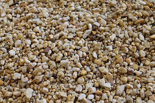1 kg – 25 Kg gravilla tirolesa, grano: 8–16 mm, mediterránea : Amazon.es: Jardín