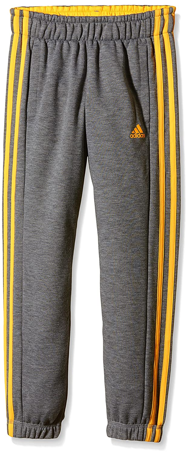 adidas Jungen Hose Essentials 3 Stripes Fitted