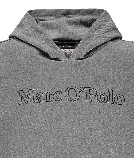 4c9912536db980 Marc O' Polo Kids Jungen Kapuzenpullover Sweatshirt 1/1 Arm mit Kapuze:  Amazon.de: Bekleidung