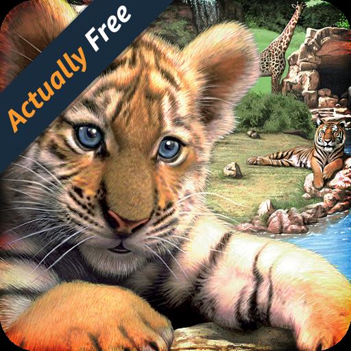 Wildlife Park Mobile (Cat Zoo)