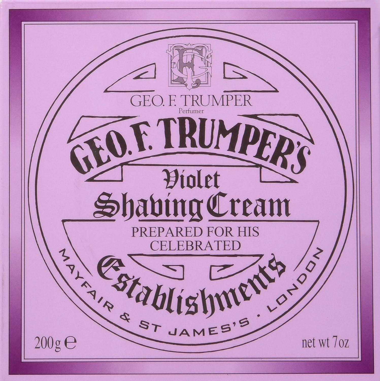 Geo F Trumper Violet Shaving Cream (200 g) Geo F. Trumper W091225