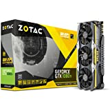 ZOTAC GeForce GTX 1080 Ti AMP Extreme Core Edition 11GB GDDR5X 352-bit PCIe 3.0 Gaming Graphics Card VR Ready (ZT…