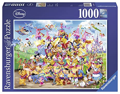 Ravensburger Disney Carnival Multicha bc58674719d2
