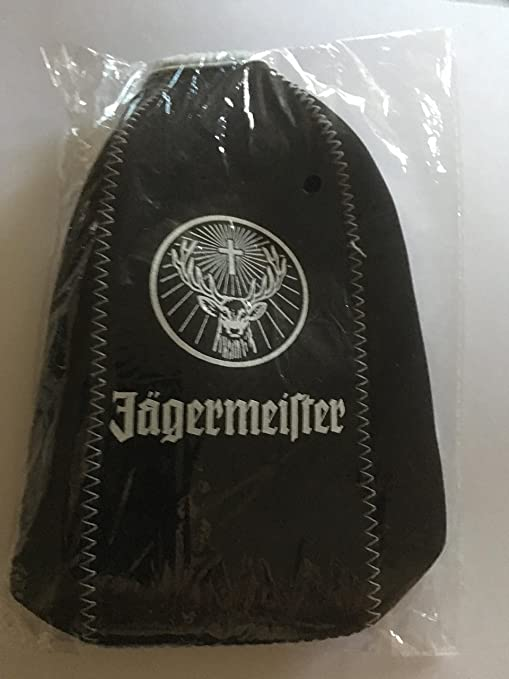 Amazoncom New Authentic Jagermeister Bottle Cooler Kitchen Dining