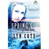 Spring's Storm: Clean Romance Mystery (Northern Intrigue Book 4)