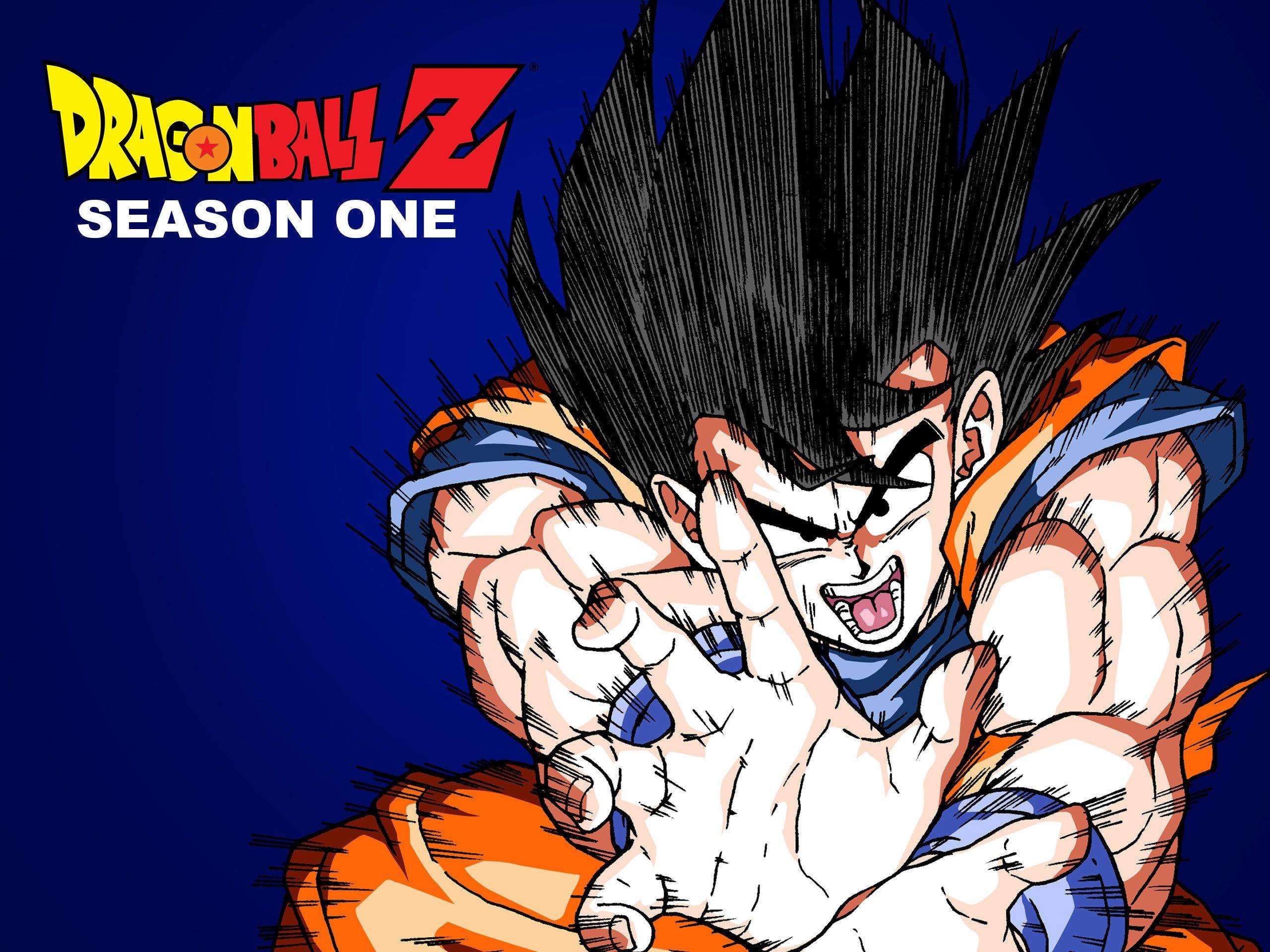 Amazon Dragon Ball Z Season 1 Amazon Digital Services LLC